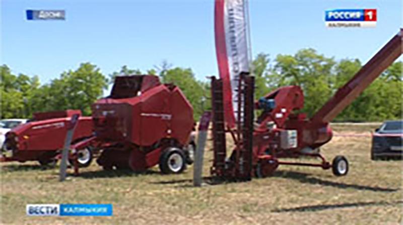 Затраты по приобретению сельскохозяйственной техники возместят