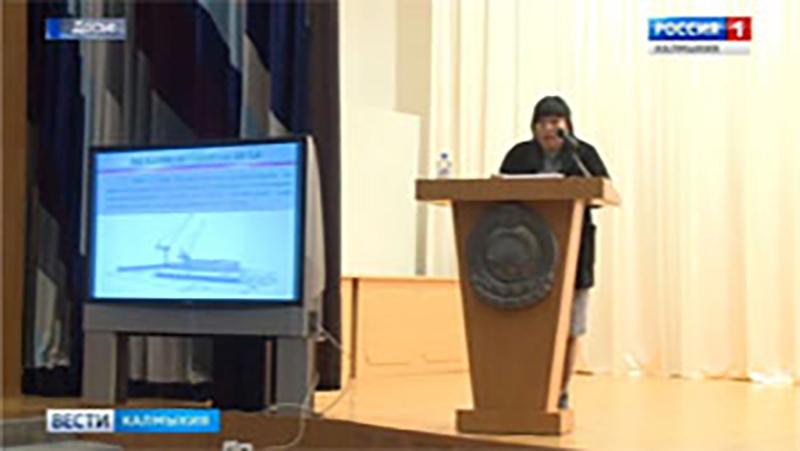 Управление Федеральной антимонопольной службы по Калмыкии отмечает юбилей