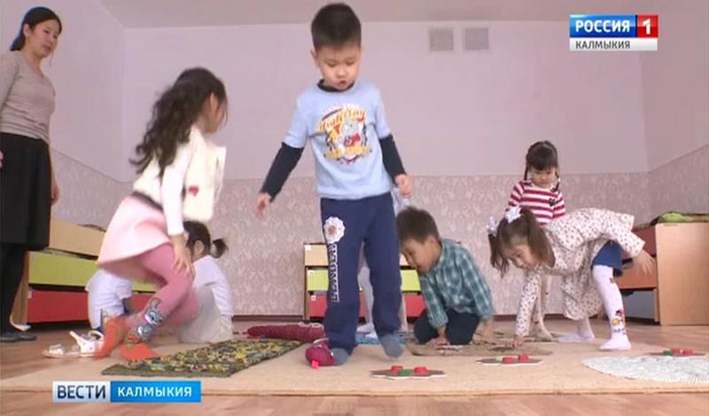 В Элисте дети будут обеспечены местами в детских садах
