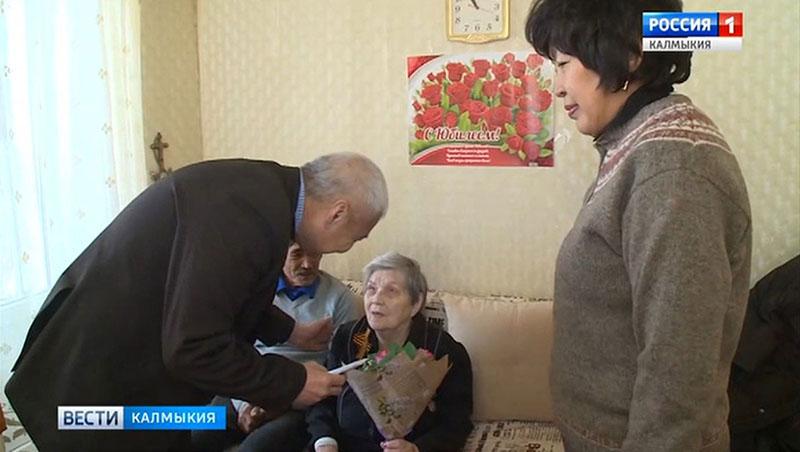 Жители степной республики получат поздравления президента страны