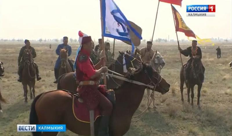 В Калмыкии готовятся ко второму конному фестивалю
