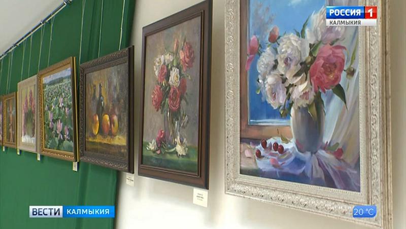 В Национальном музее открылась выставка импрессионистов