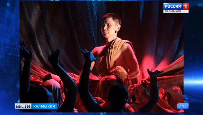 Постановку «Я – Будда» увидят зрители Йошкар-Олы
