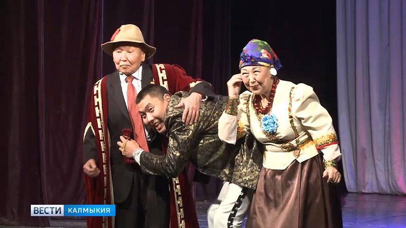 Сергей Мучиряев удостоен звания «Почетный гражданин Калмыкии»