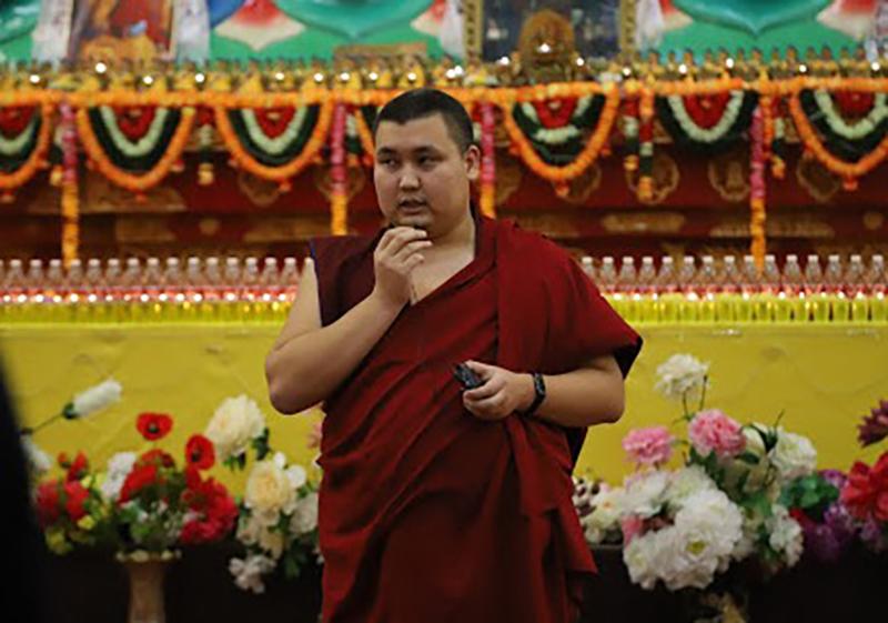 Администратор Центрального хурула Калмыкии Йонтен-гелюнг озвучил мероприятия в день Цаган Сар