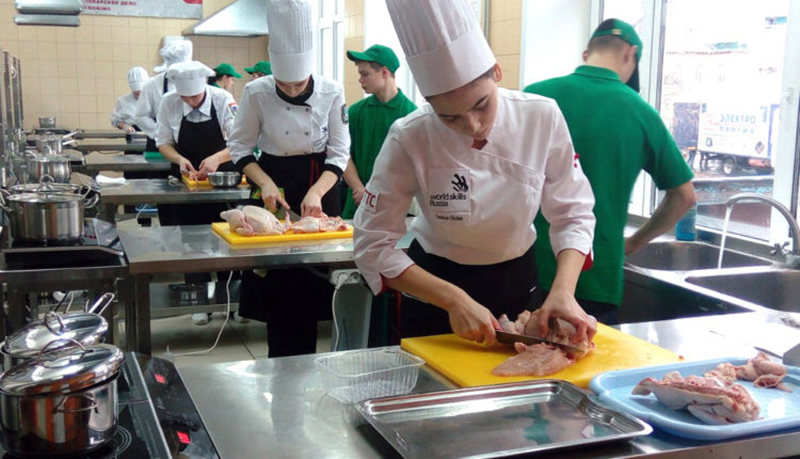 «Молодые профессионалы». Сегодня открылся IV Региональный чемпионат WorldSkills