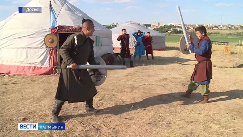 В Элисте состоится турнир по историческому фехтованию