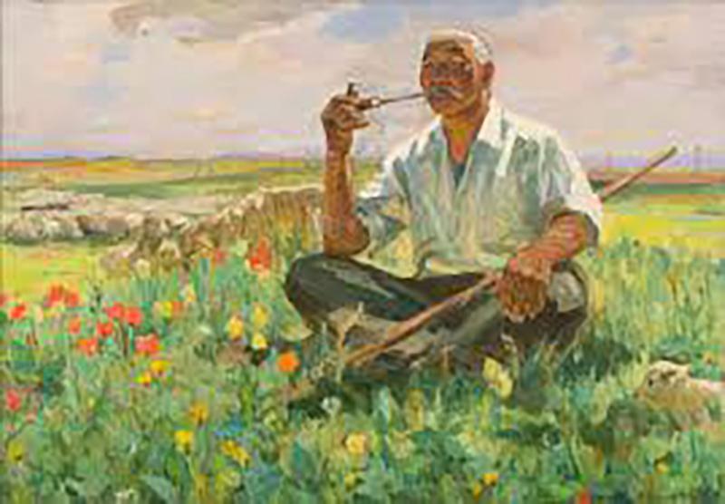 В Москве откроется передвижная выставка «И друг степей - калмык»