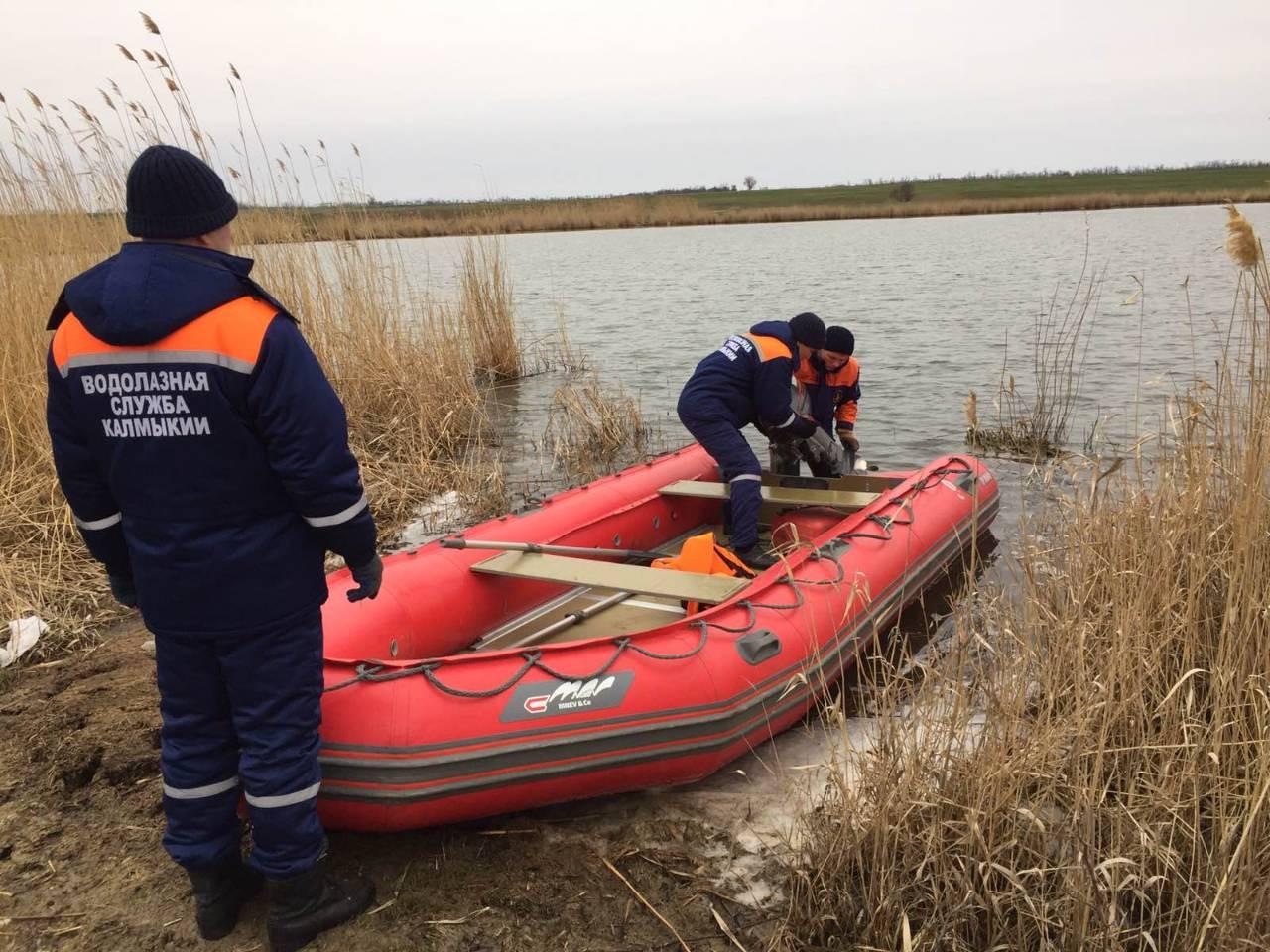 В Калмыкии с начала года зарегистрирован первый случай утопления