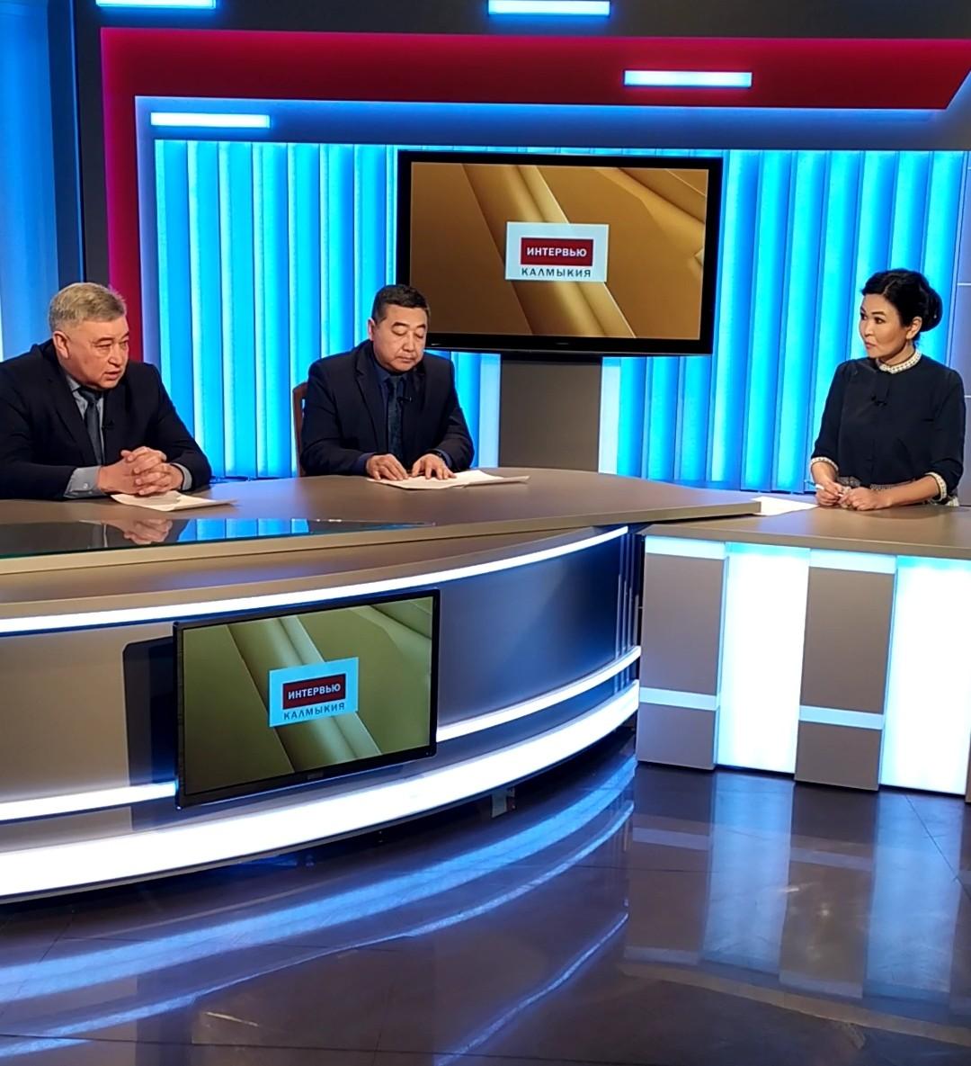 В Калмыкии принимаются меры, которые помогут избежать коронавируса