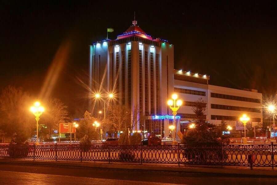 В Элисте в ночные часы введен запрет на движение транспорта