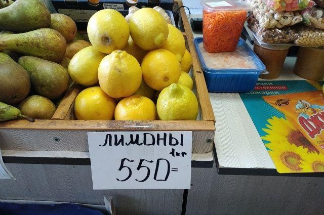 В Калмыкии увеличилась стоимость многих продуктов. С чем связан рост цен?
