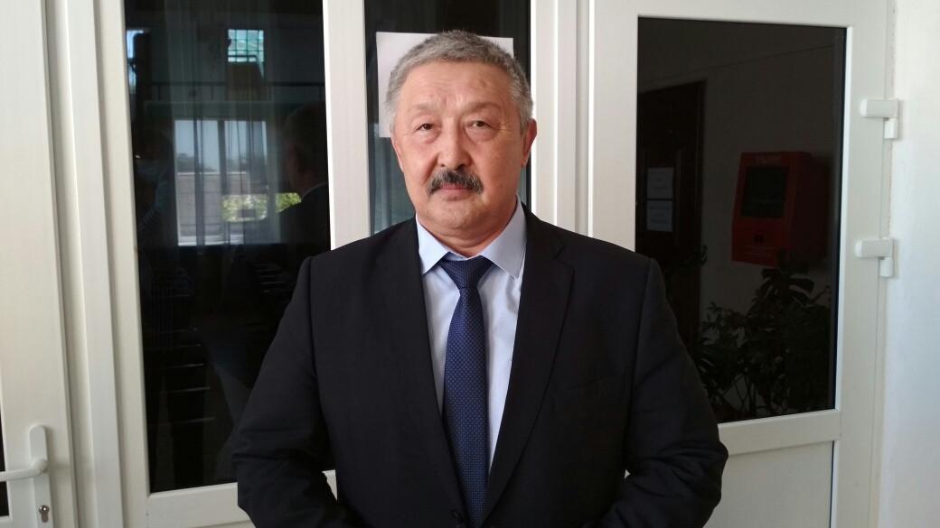 В Яшалтинском районе назначен временно исполняющий обязанности глава администрации