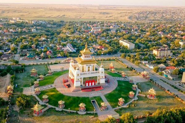 Утвержден план мероприятий по реализации Индивидуальной программы развития Калмыкии