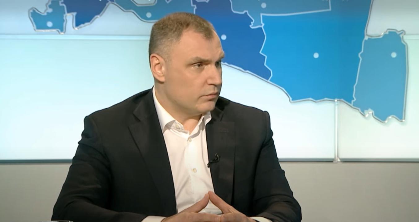 Глава регионального правительства ответил на вопросы ГТРК «Калмыкия»