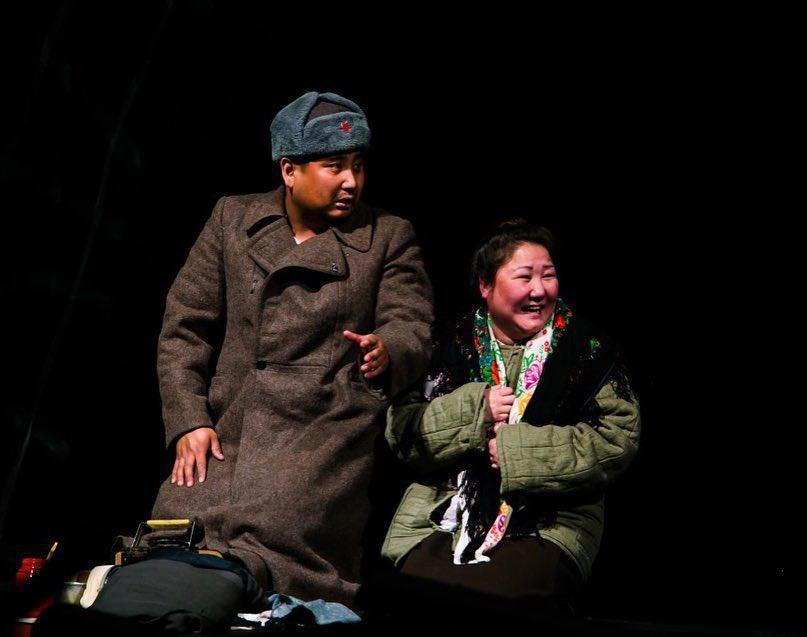 Национальный театр Калмыкии представит дистанционную премьеру
