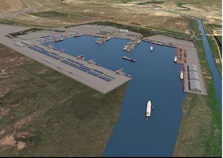 Порт Лагань: первые шаги сделаны