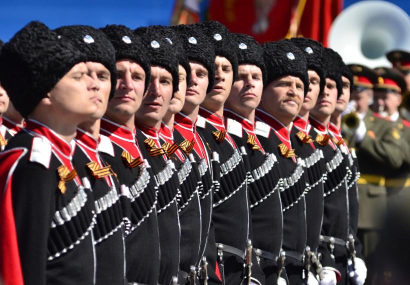 Калмыцкие казаки примут участие в Параде Победы