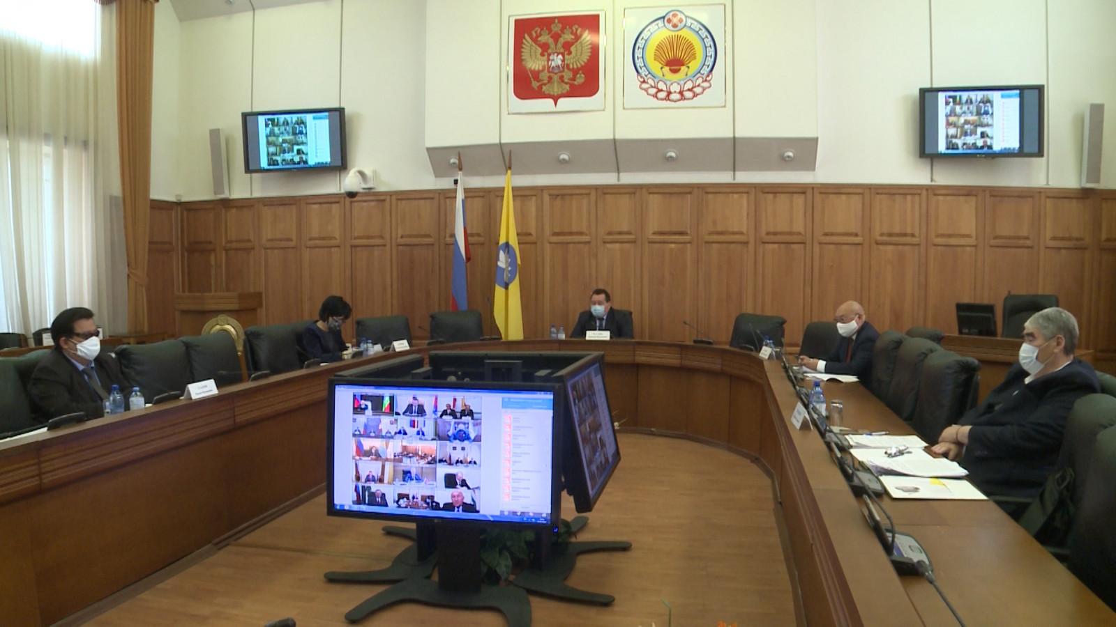 Сегодня завершила работу 32 конференция Южно-российской парламентской ассоциации