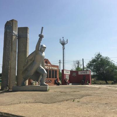 В Калмыкии появился еще один «Населённый пункт воинской доблести»