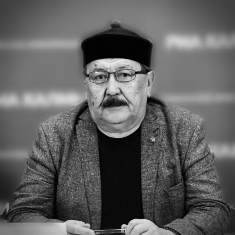 Памяти Николая Санджиева...