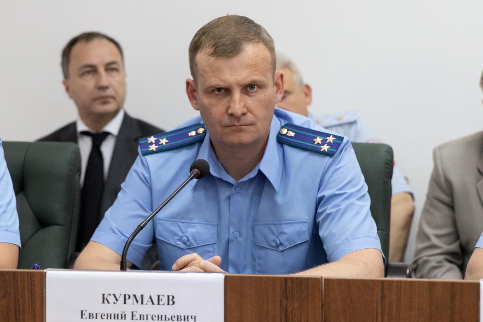 Представлен новый прокурор Республики Калмыкия