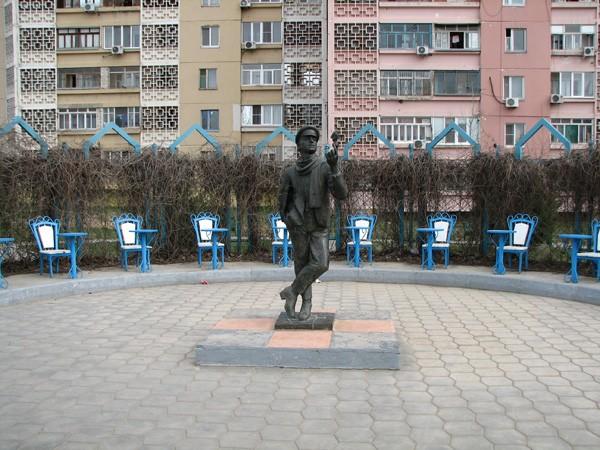 В Элисте переименуют проспект Остапа Бендера