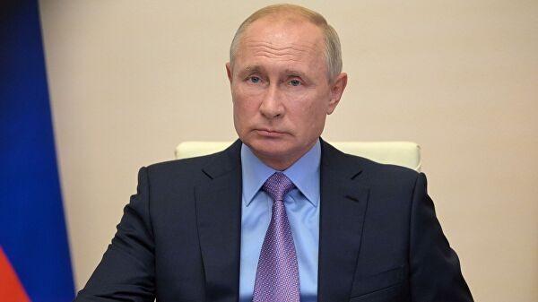 Владимир Путин: «Уровень заболеваемости коронавирусом в России постепенно снижается, но ситуация может измениться в любую сторону»