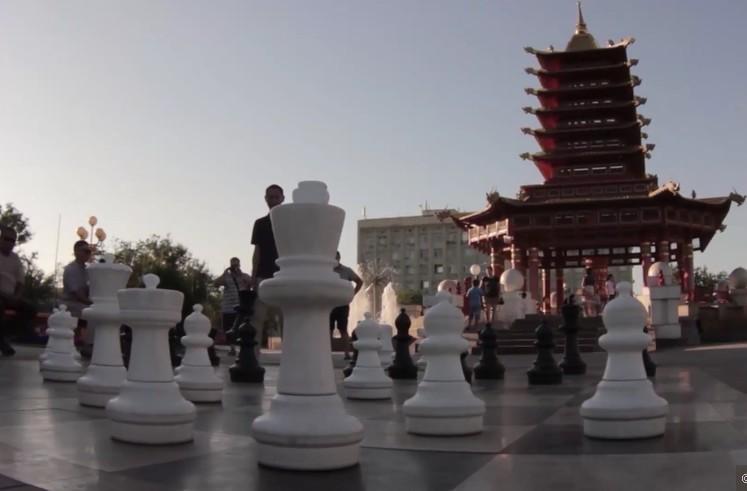 Сегодня Международный день шахмат