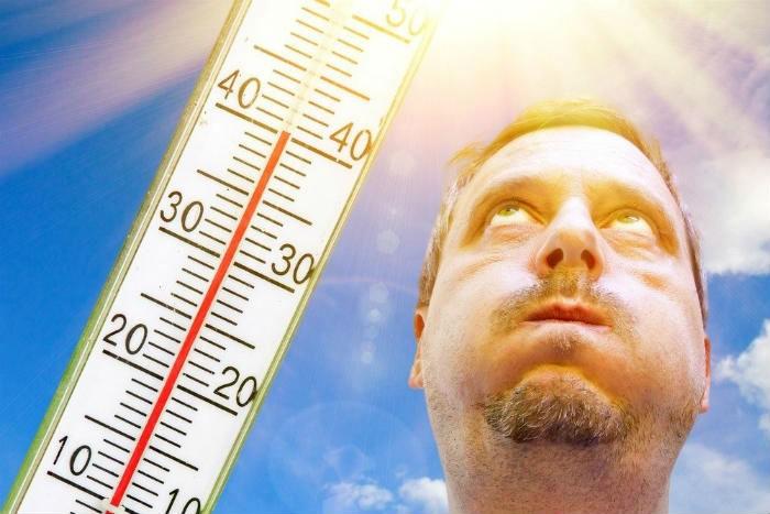 На Калмыкию надвигается традиционная жара
