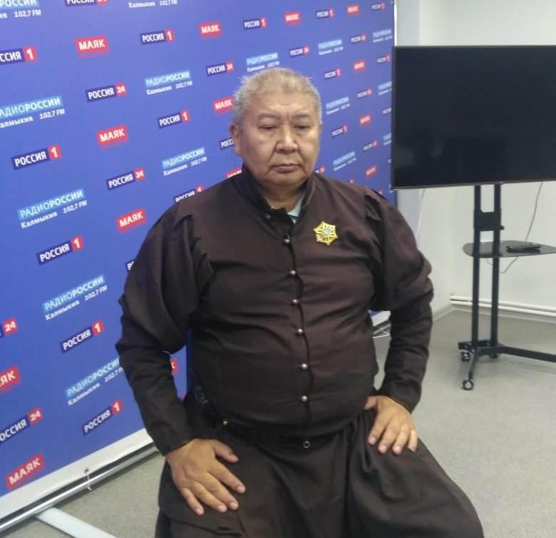 Джангарчи Владимир Каруев выступил на  фестивале искусств Наадам-2020 в Монголии