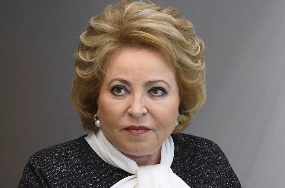 Валентина Матвиенко поздравила жителей Калмыкии со 100-летием республики