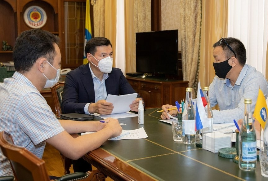 В Калмыкии появится Совет при Главе республики по вопросу развития калмыцкого языка