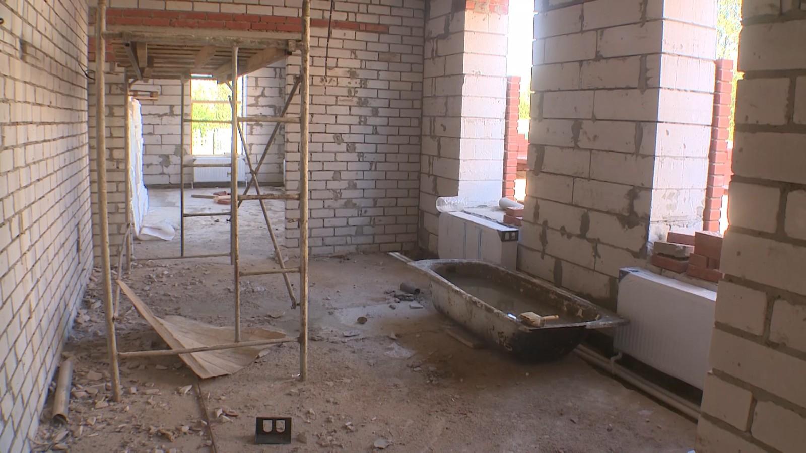 В Цаган Амане в скором времени появится новое здание детского сада-яслей