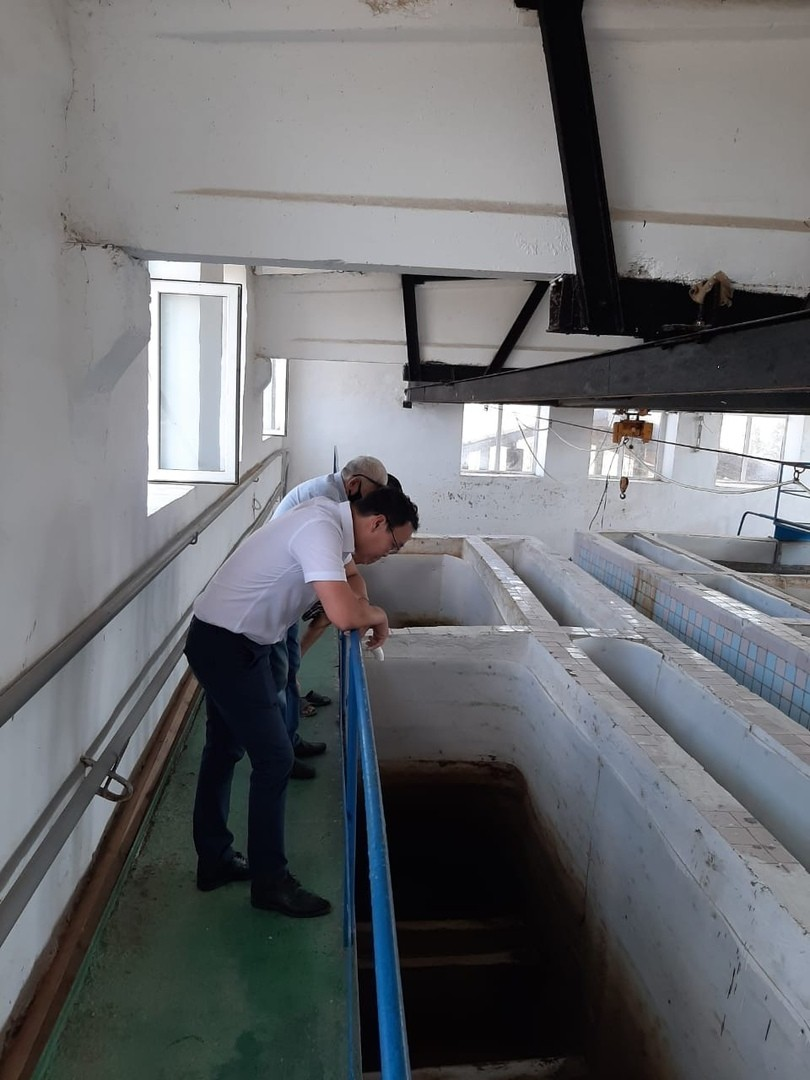 Водоочистные сооружения Лагани требуют срочного ремонта
