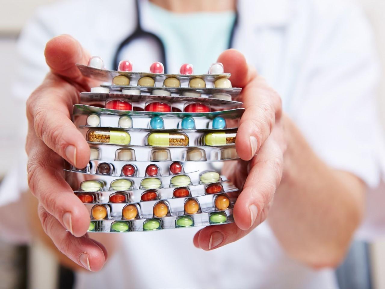 Бесплатные медикаменты могут получать более 20 категорий льготников