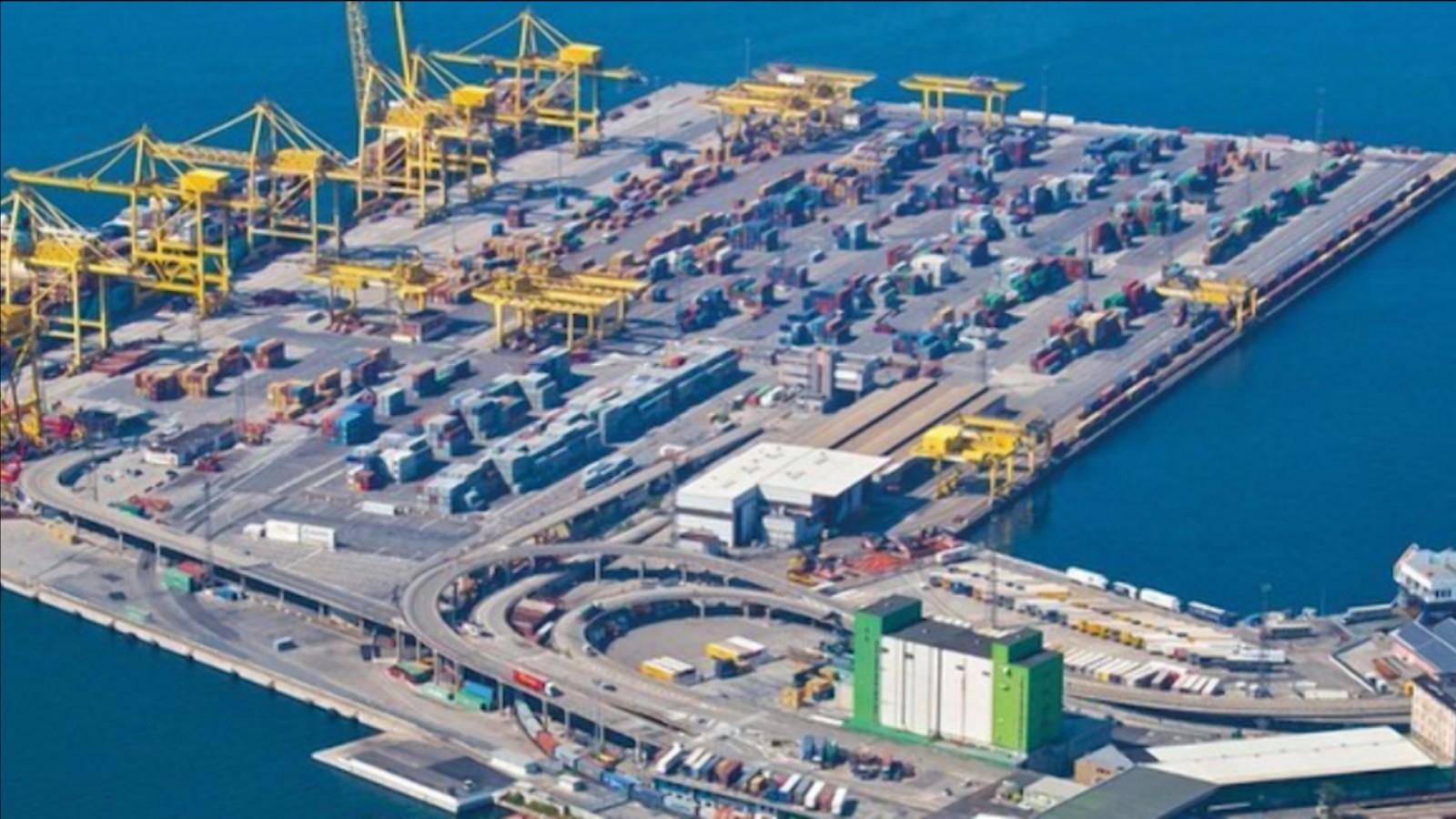 Проект порта Лагань- утвержден