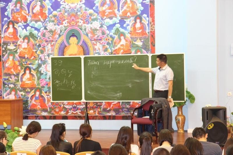 В Центральном хуруле состоится очередное занятие по изучению родного языка