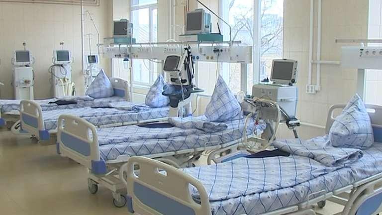 В Калмыкии появится инфекционный госпиталь на 200 койко-мест