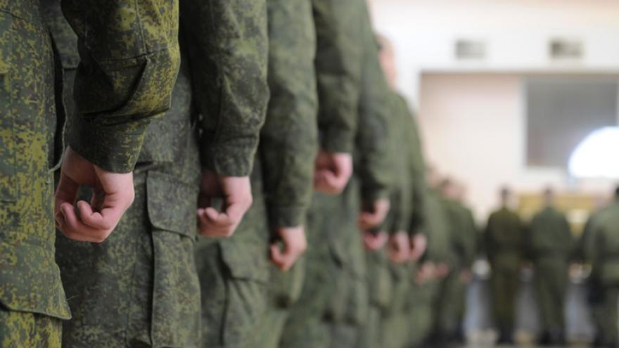 Новобранцы из Калмыкии отправились служить в войска Национальной гвардии России Южного округа