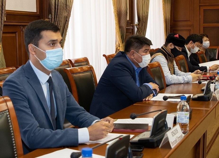 В Элисте прошло первое заседание Совета по туризму при Главе республики