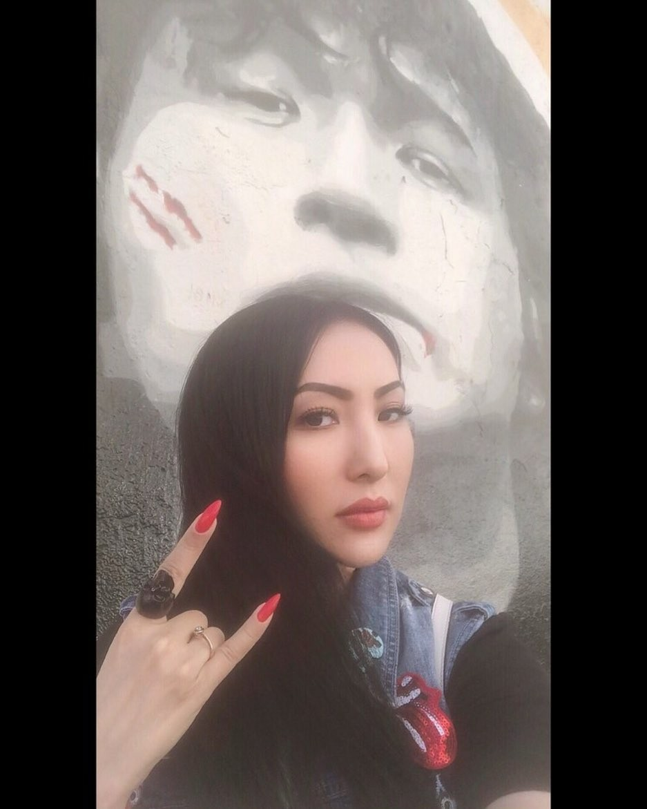 В Элисте состоится сольный концерт рок-певицы Лилии Джимбиновой