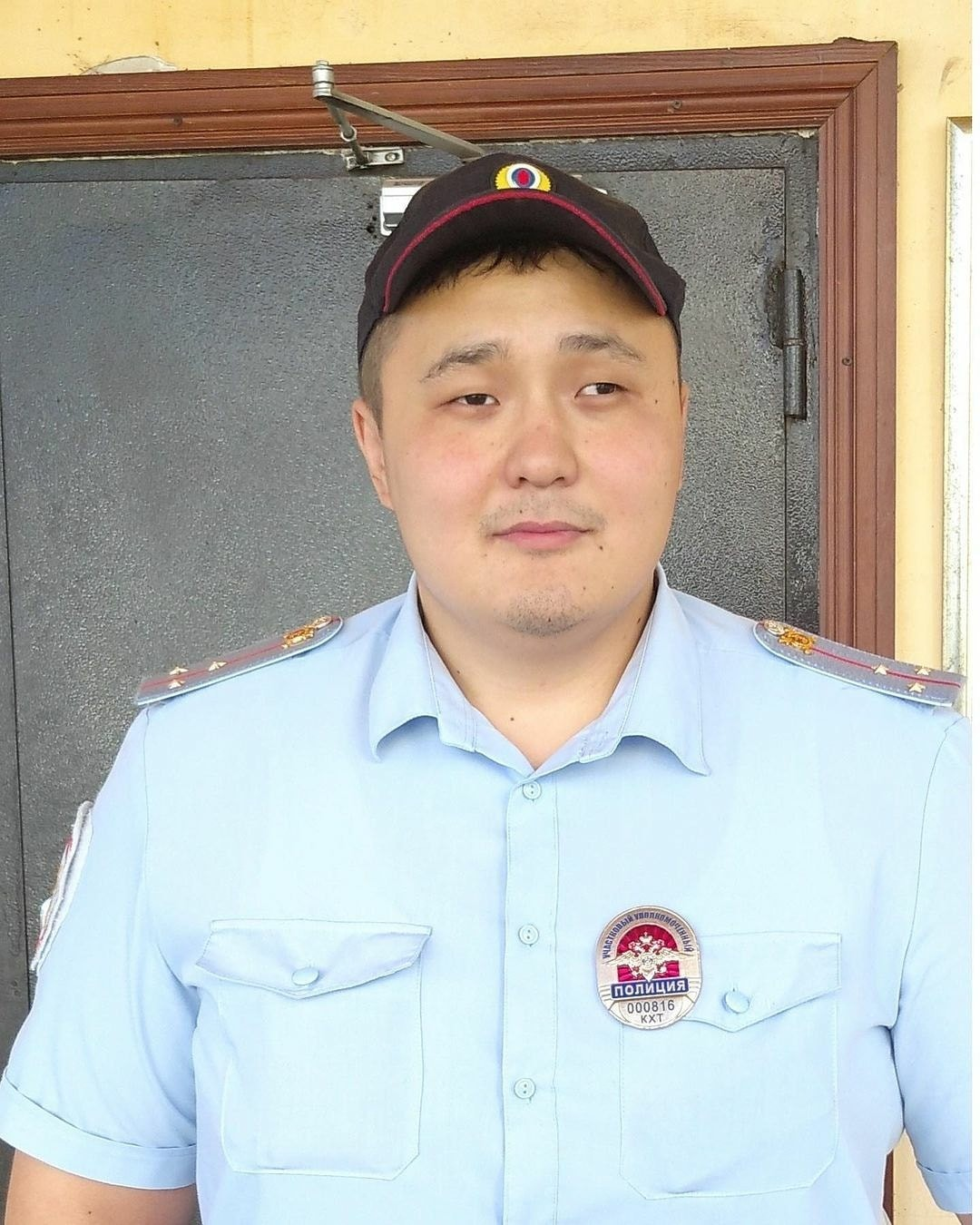 Жители Калмыкии выбрали лучшего участкового уполномоченного полиции