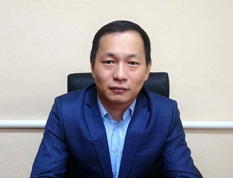 Басанга Убушаева утвердили в должности Главы Октябрьского района