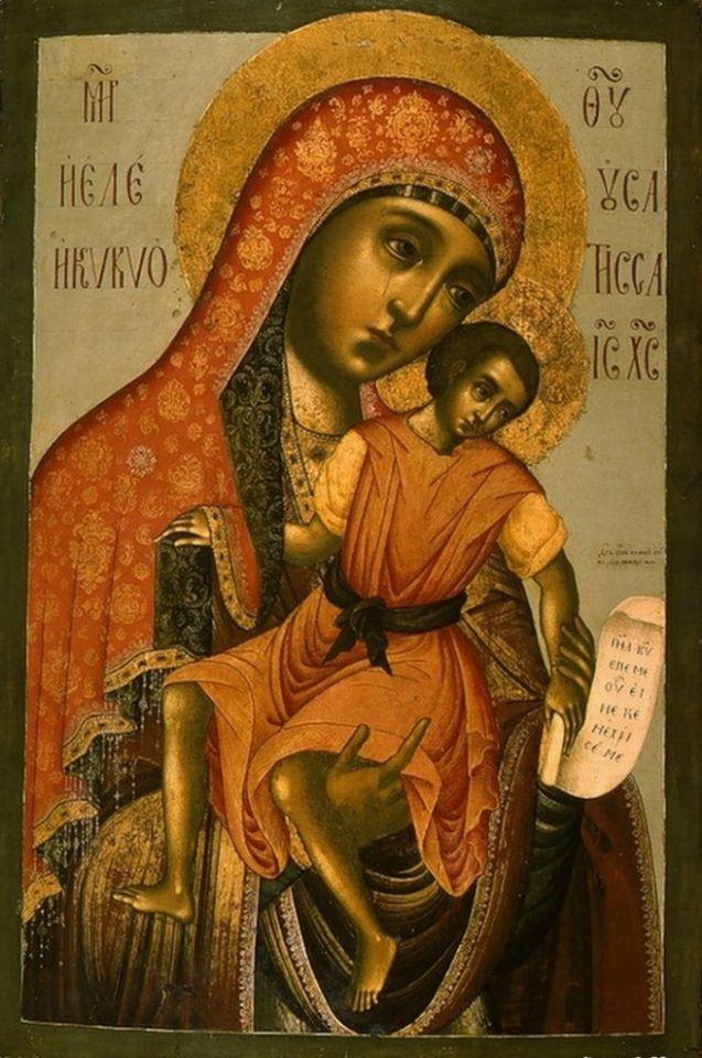 Сегодня православный мир почитает чудотворную икону Божией Матери «Милостивая»