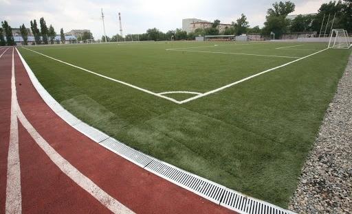 И стар и млад вскоре опробуют новый стадион в Кетченерах