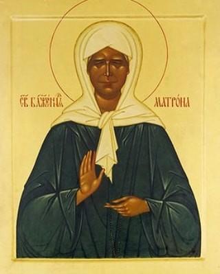 В Казанском кафедральном соборе города Элисты продолжаются молебны у ковчега с частицей мощей блаженной Матроны