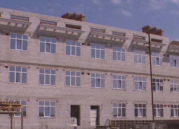 Новая школа в селе Троицкое уже не за горами