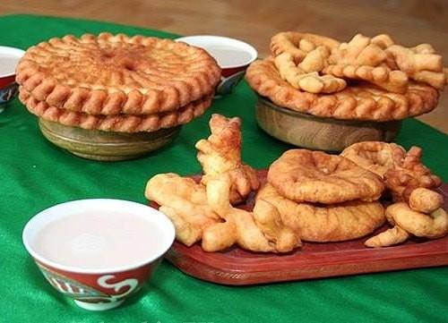Сегодня в Калмыкии национальный праздник - Цаган Сар