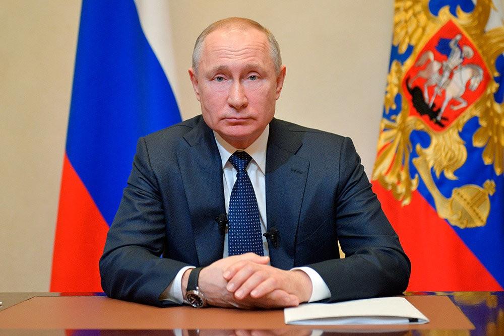 Сегодня состоится традиционное Послание Президента России Федеральному Собранию